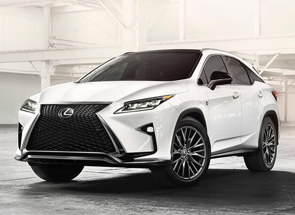 2016 All New Lexus Rx 350 F Sport Or Facelifted 2016 Lc200