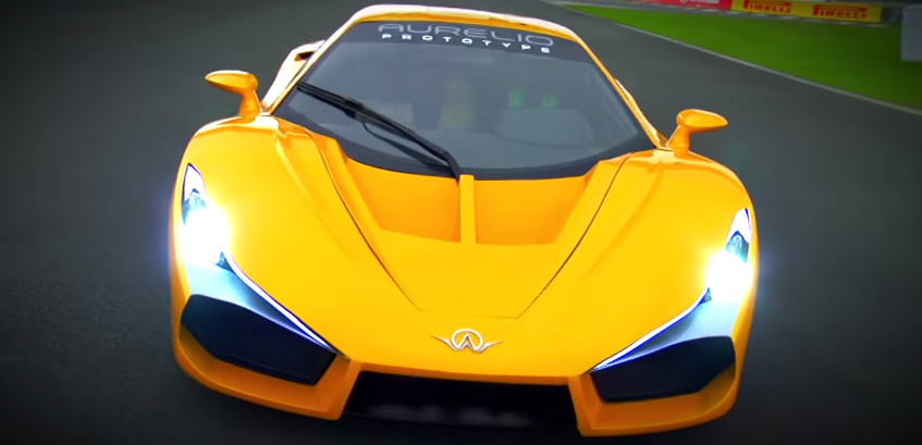 Attractive Aurelio Supercar Philippines 4