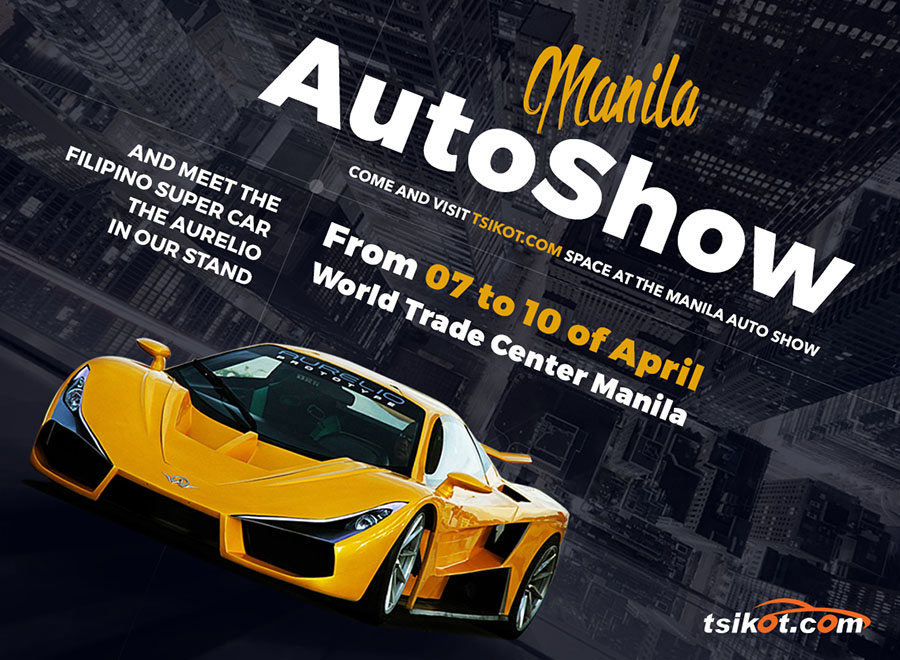 Visit Tsikot Com At The Manila International Auto Show Tsikot News