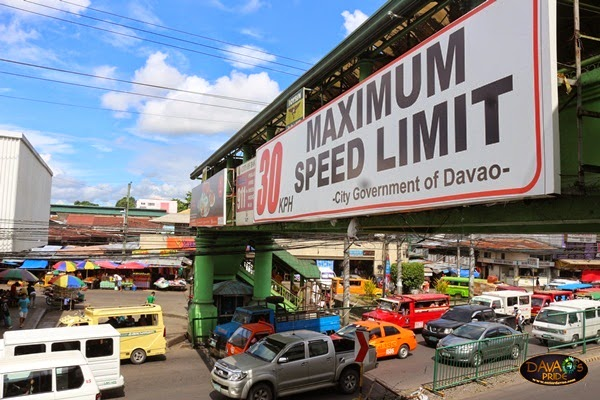 davao speed limit